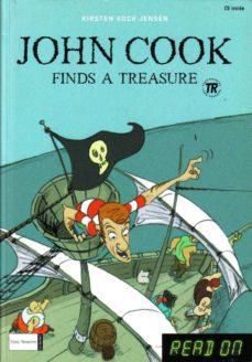 john cook finds a treasure / meets a killer (easy readers) nivel 1 (a1) (con cd-audio ecciones de gramatica, vocabulario y ejercicios)-koch jensen-9788723028785