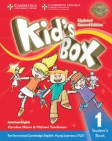 kid s box (us english) (updated 2nd ed - 2018 yle exams) 1 student s book-9781316627501