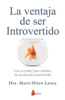la ventaja de ser introvertido-marti olsen laney-9788417030667