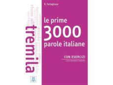 le prime 3000 parole italiane con esercizi (libro)-9788861825154