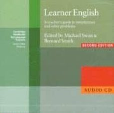 learner english audio cd: a teachers guide to interference and other problems-9780521000246