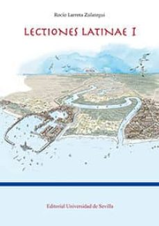 lectiones latinae i-rocío larreta zulategui-9788447219995