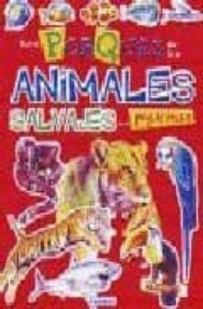 los porques animales salvajes-9788430564132