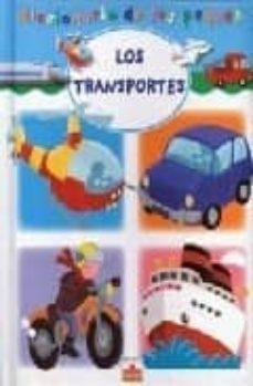los transportes (diccionario de los peques)-9782215086628