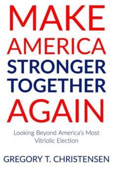 make america stronger together again-9781732360808