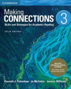 making connections (2nd edition) 3 high-intermediate student s book with integrated digital learning-9781108662260