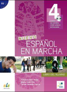 marcha 4 alumno + ejercicios @ nueva edición digital-francisca... [e castro viudez-9788497787970