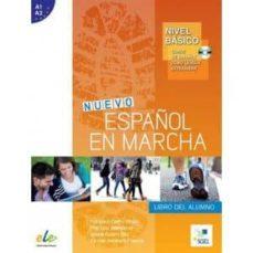 marcha basico alumno + ejercicios @ nueva edición digital-9788497787987