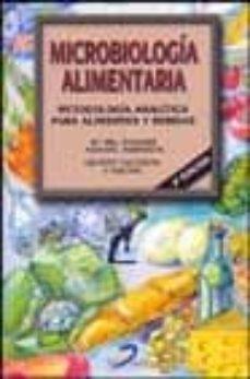 microbiologia alimentaria: metodologia analitica para alimentos y bebidas (2ª ed.)-mª del rosario pascual anderson-vicente calderon y pascual-9788479784249