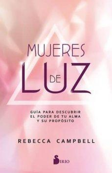 mujeres de luz-rebecca campbell-9788417030605