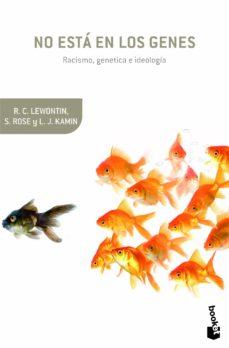 no esta en los genes-leon kamin-r.c. lewontin-9788408054993