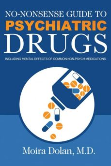 no-nonsense guide to psychiatric drugs-9780996886000