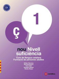 nou nivell suficiència 1+ quadern d activitats. curs de llengua catalana-formació de persones adultes-9788417406417