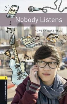 oxford bookworms 1. nobody listens mp3 pack-9780194620857