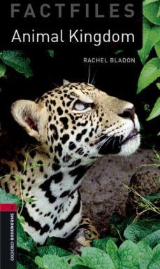 oxford bookworms 3. animal kingdom mp3 pack-rachel bladon-9780194637893