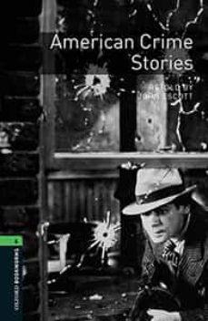oxford bookworms 6: american crime stories mp3 pack-john escott-9780194609852