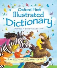 oxford first illustrated dictionary-9780198385738