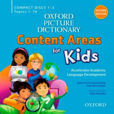 oxford picture dictionary: kids cd 2nd edition-9780194017831