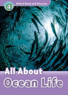 oxford read and discover 4 all about ocean life mp3 pack-julie penn-9780194021951