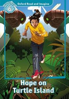 oxford read and imagine 6. hope on turtle island mp3 pack-9780194737371