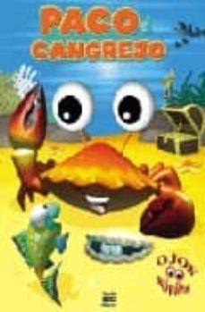 paco el cangrejo (ojos moviles)-9788497863490