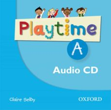 playtime a. class audio cd-claire selby-9780194046510