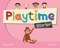 playtime starter. class book-9780194046534