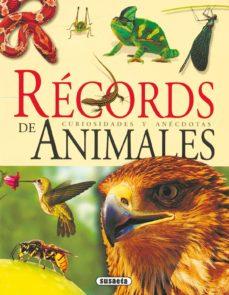 records de los animales-9788430563630