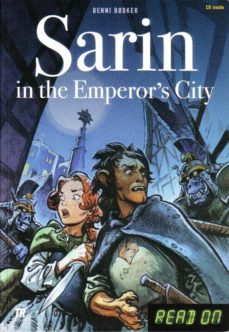 sarin in the emperor s city nivel 2 (a2) (con cd-audio y seccione s de gramatica, vocabulario y ejercicios)-benni bodker-9788723026408