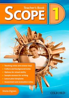 scope 1. teacher s book-9780194506038