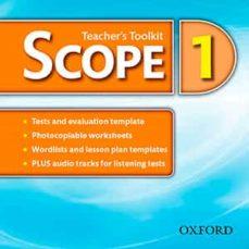 scope 1. teacher s resource cd-9780194506083