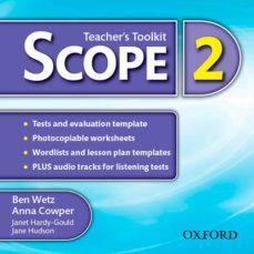 scope 2. teacher s resource cd-ben wetz-anna cowper-9780194506205
