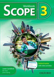scope 3. workbook + online practice pack-ben wetz lewis lansford-9780194506304