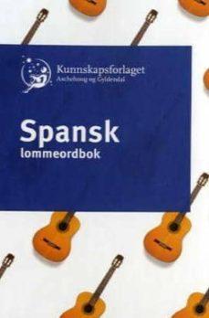 spansk lommeordbok (bolsillo) (español-noruego; noruego-español) (3ª ed) (30.000 entradas, con guia conversacion)-9788257318338