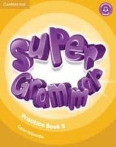 super minds level 5 super grammar book-9781316631508