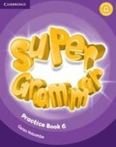 super minds level 6 super grammar book-9781316631515