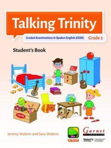 talking trinity 2018 gese 2 sb+wb +cd-9781782605706