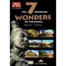the 7 preserved wonders reader-9781471548123