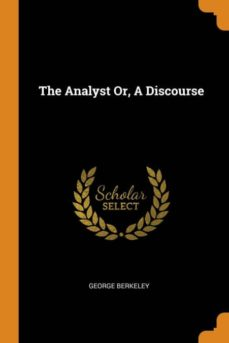 the analyst or, a discourse-9780341681533