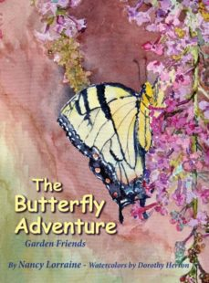 the butterfly adventure-9780988619494