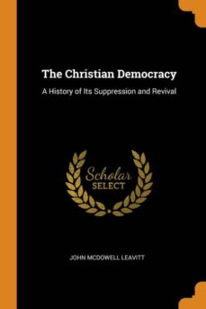 the christian democracy-9780341830580