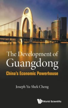 the development of guangdong-9789813237360