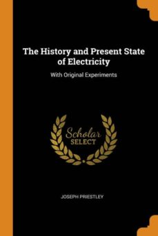 the history and present state of electricity-9780342304882