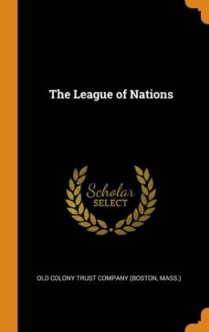 the league of nations-9780341655916