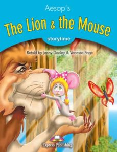 the lion & the mouse s s + app-9781471564291