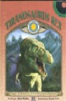tiranosaurus rex (amigos prehistoricos)-dawn bentley-9788497863353