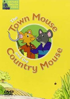 town mouse and the country mouse: dvd-9780194592703