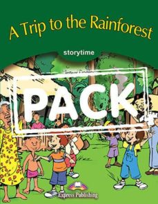 trip to the rainforest s s + app-9781471564451