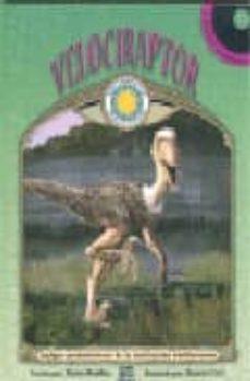velociraptor (amigos prehistoricos)-dawn bentley-9788497863339