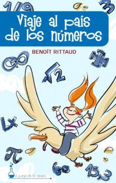 viaje al pais de los numeros-benoit rittaud-9788497543323